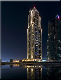 Lake Shore Tower - Dubai