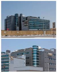 License and Information Technology Building, Abu Dhabi